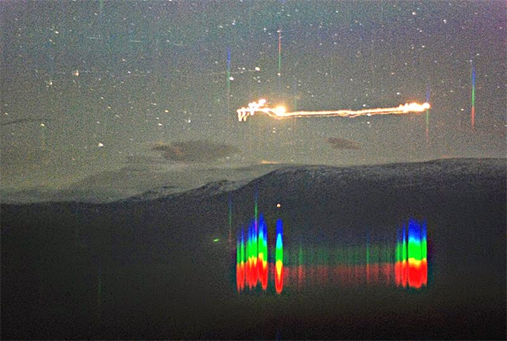 In Hessdalen, Norway, strange lights of white and yellow have mysteriously appeared in the sky since 1940. These lights used to appear 20 times per week between 1981 and 1984. Since then, the frequency of the spectacle has drastically reduced to 10- 20 times per year. There have been theories presented about the lights, but no compelling hypothesis on its origins has ever been accepted to explain why or how it appears to this day.