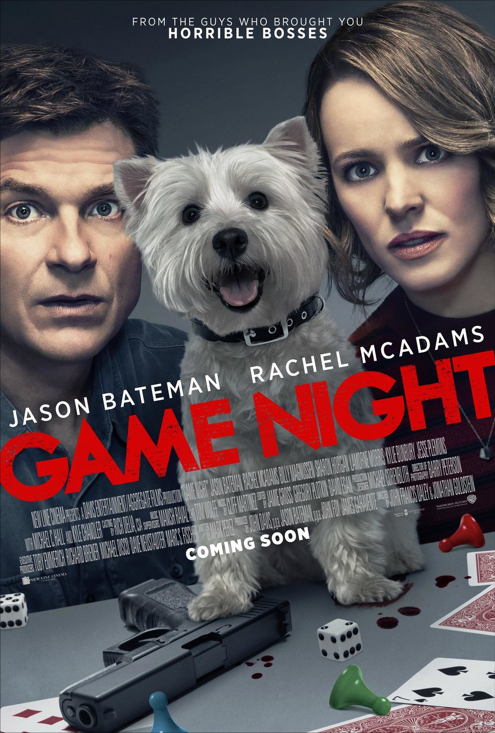 Certainly not a masterful movie, but an unexpectedly funny and twisty comedy at a time when flat-out entertainment is highly appreciated. -