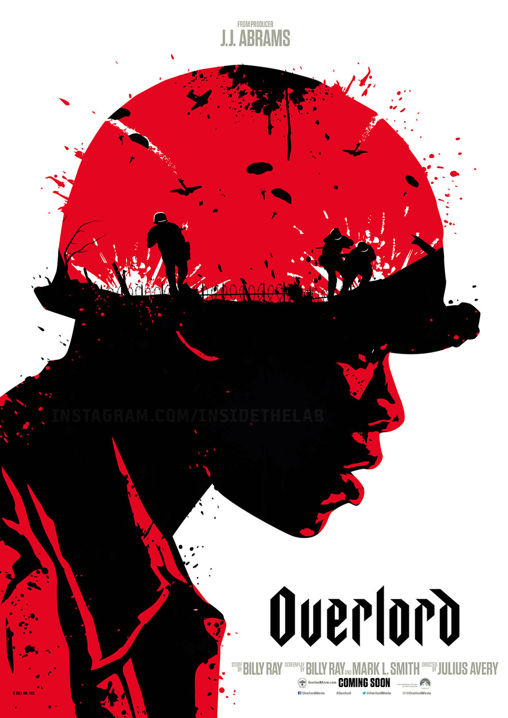 Another movie that's not a masterpiece but is very, very entertaining, Overlord is the gory, action-packed WW2 horror thriller you didn't know you were waiting for. Flawed, but deeply enjoyable. -