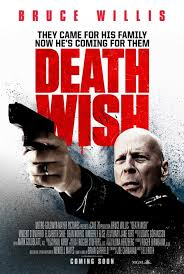 Crass, dumb, and tone deaf, Death Wish might have been fun had it been more… well, fun… but instead it came off as kinda gross in a year with a record number of public shootings and violence. Willis seemingly didn't give a shit about being in this movie, so you don't need to care about it either. -