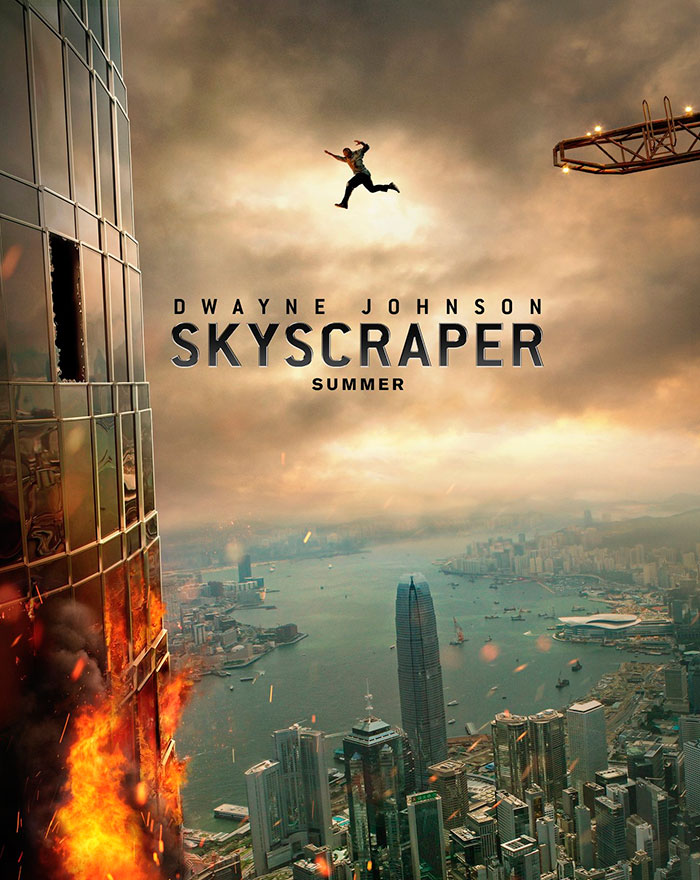 An almost offensive waste of a premise and a charismatic lead actor, Skyscraper is the most cookie-cutter action movie you can think of. Grab a piece of paper and write down the first ten things that come to your mind when you read 'The Rock trapped in a burning building'. Every one of those ideas happens in this movie. Absolutely zero tension, zero risks, and ultimately zero interest in this one. -