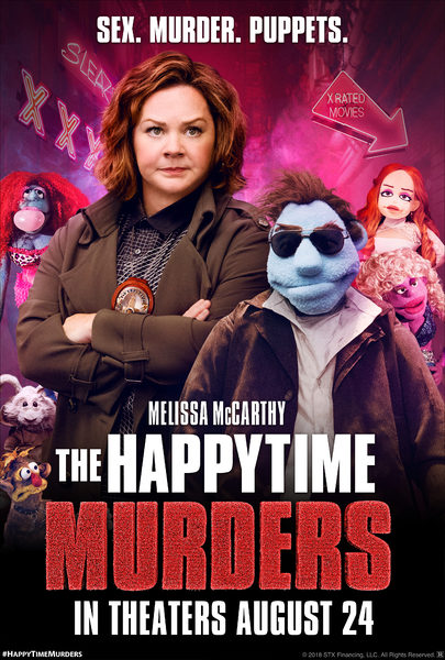 Crass and generally unfunny (with the few semi-clever jokes dumped into the trailer), this seems like a movie that could have been a modern Roger Rabbit, but instead ends up like a really bad SNL skit that goes on entirely too long. -
