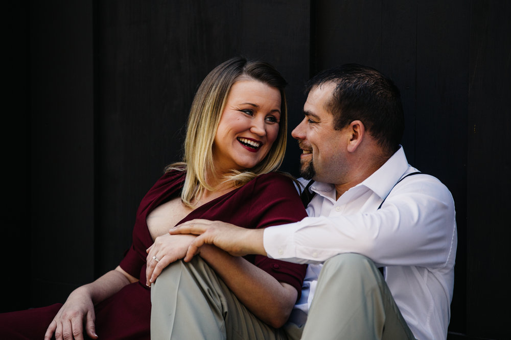 Madelinne Grey San Antonio Engagement