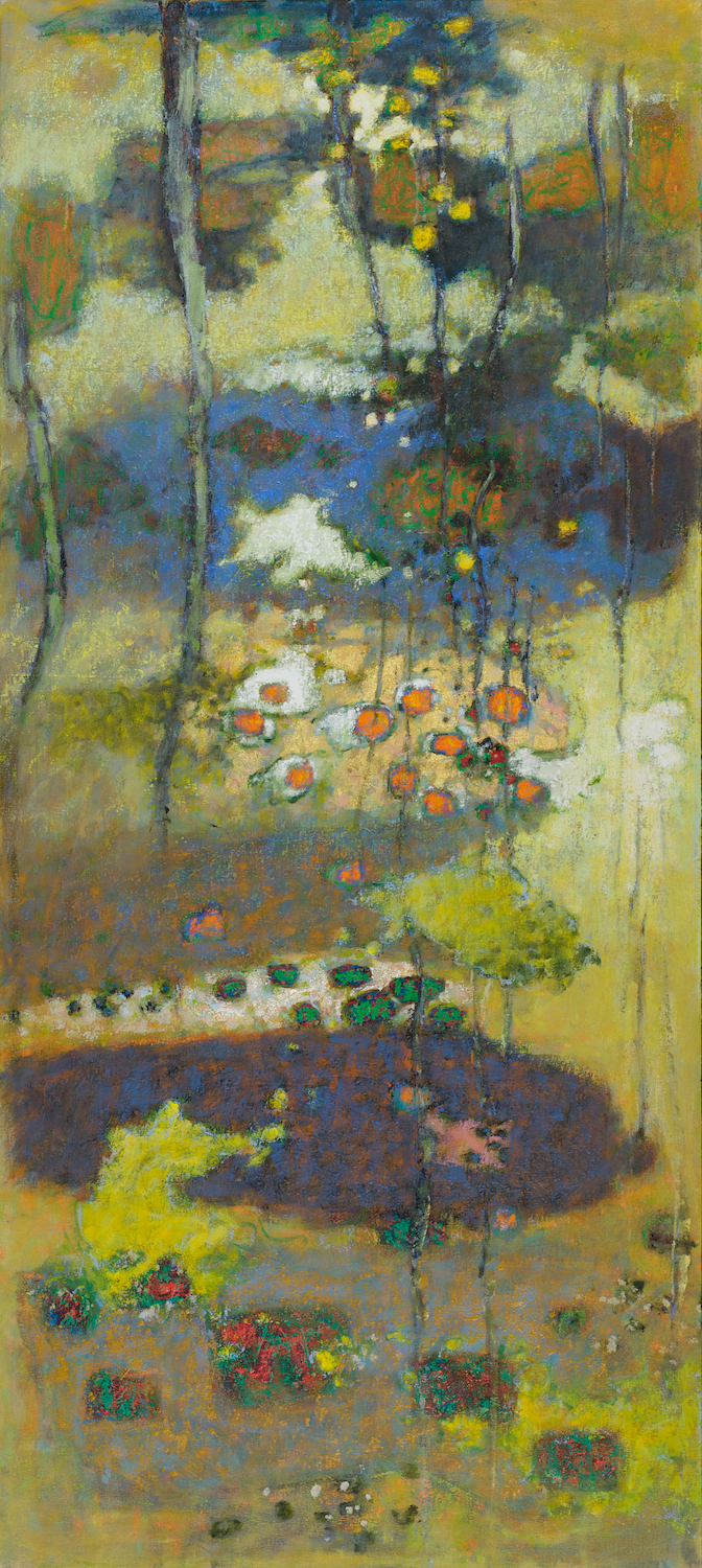 Stream Of Dreams   | oil on canvas | 80 x 36"