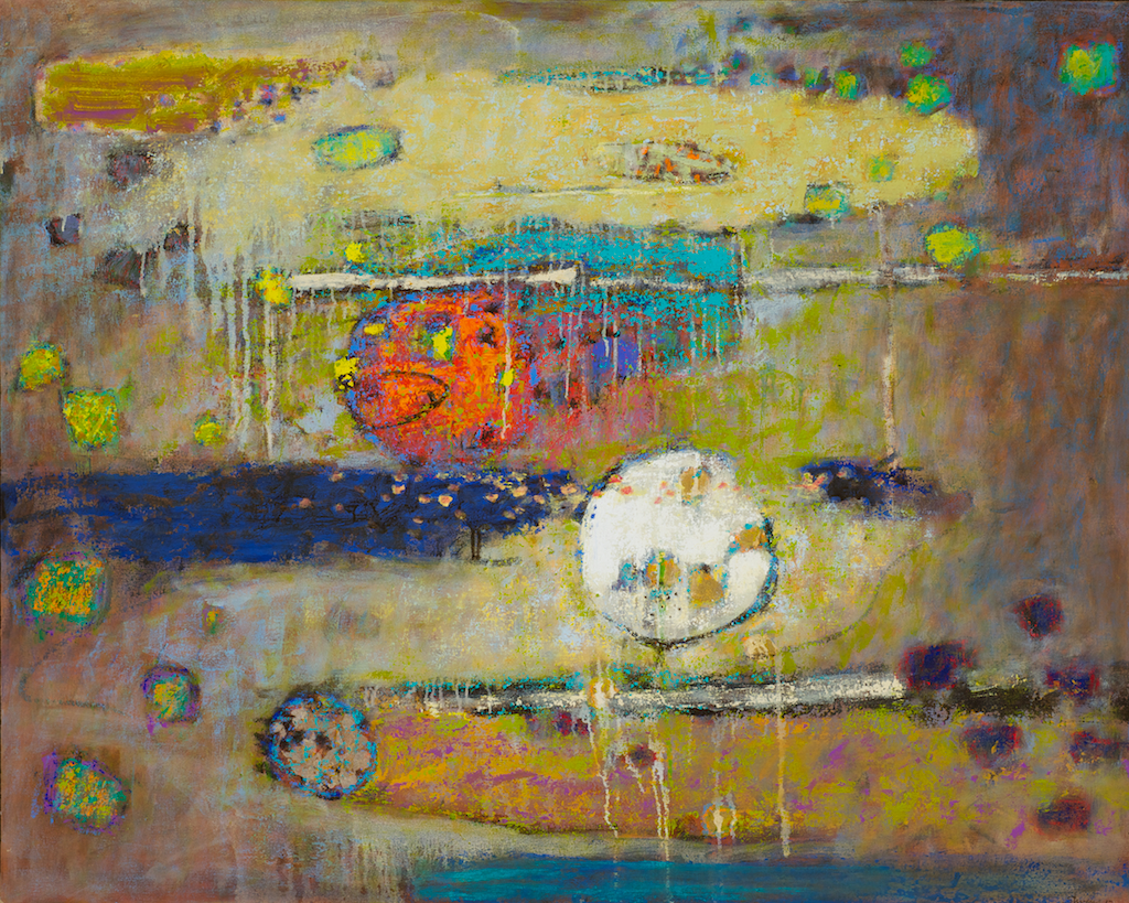 Unproven Method   | oil on canvas | 36 x 40"
