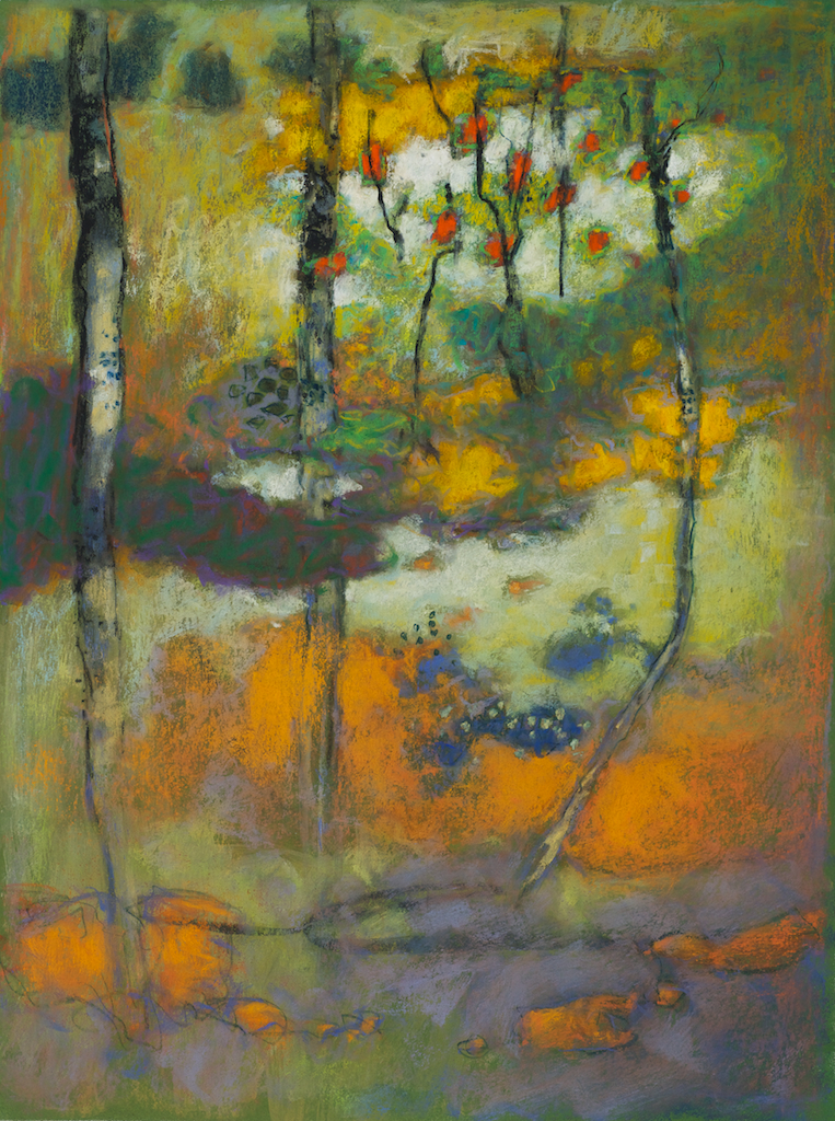 44-13 | pastel on paper | 16 x 12"