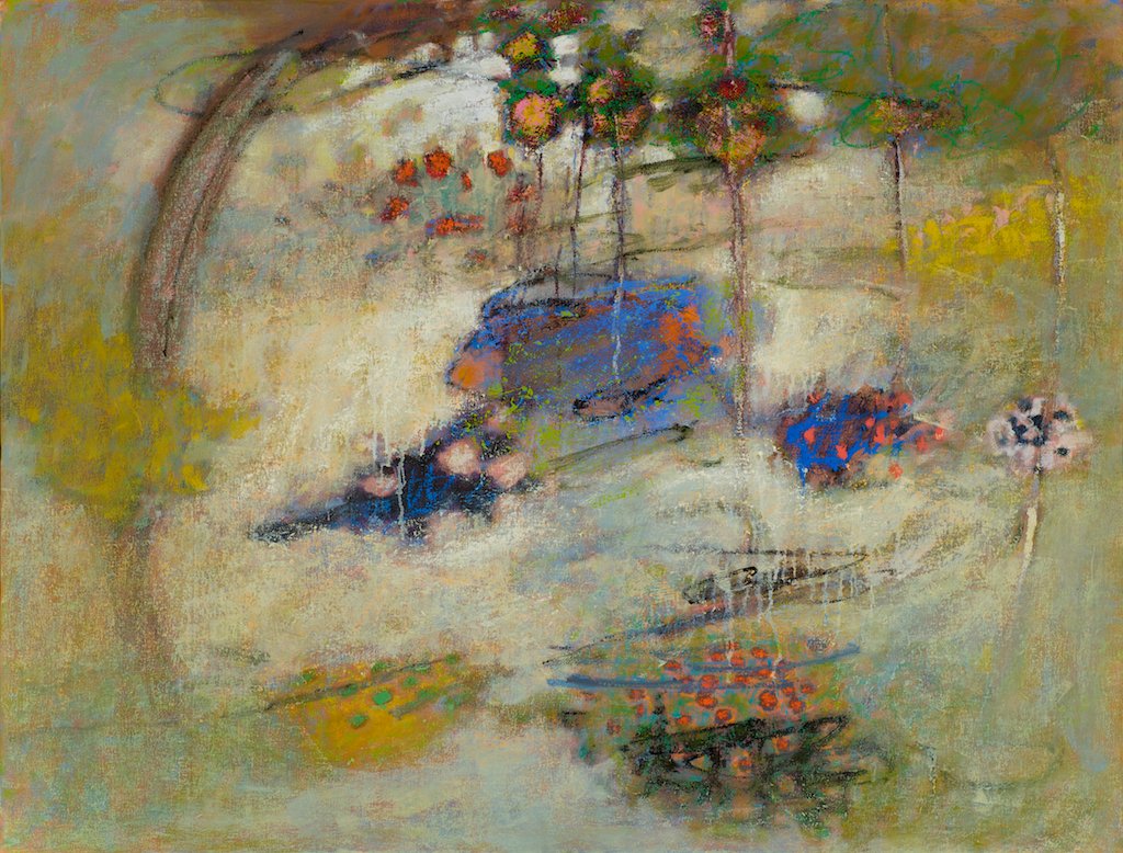 Morning Echoes   | oil on canvas | 36 x 48"