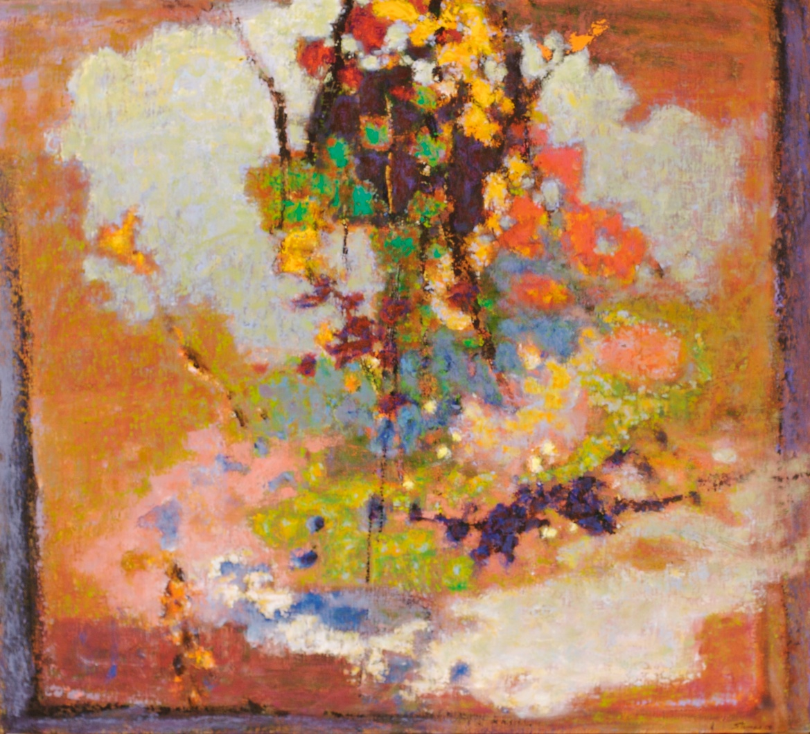 Exalted Flight   | oil on canvas | 36 x 40"