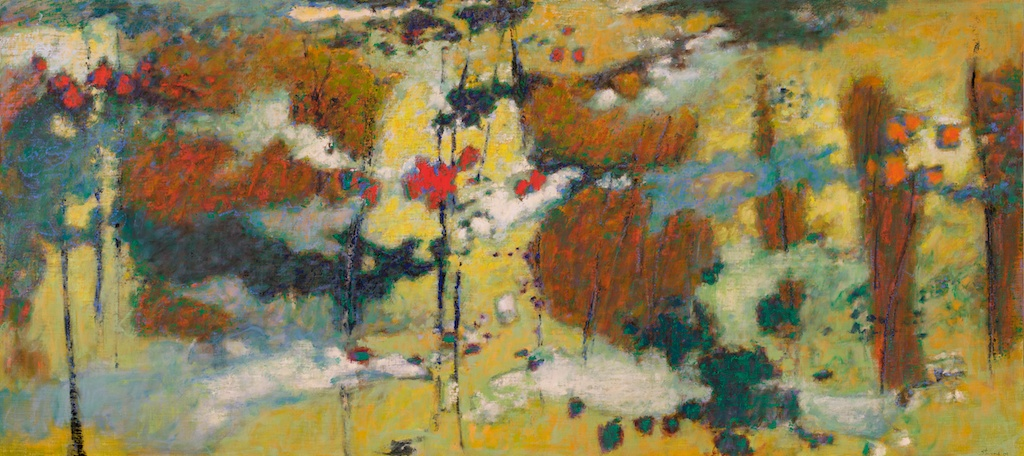 Adrift | oil on linen | 36 x 80"