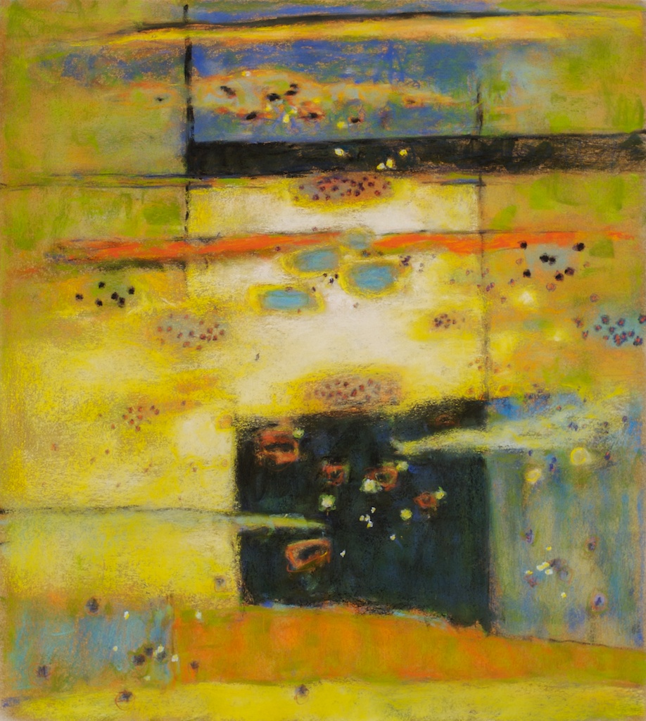 53-08   | pastel on paper | 20 x 18"