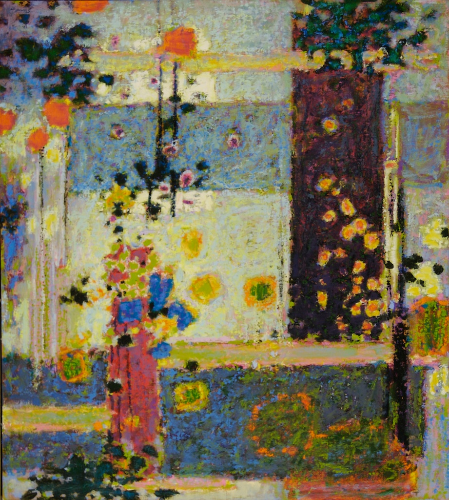 Distant Lands   | oil on canvas | 40 x 36"