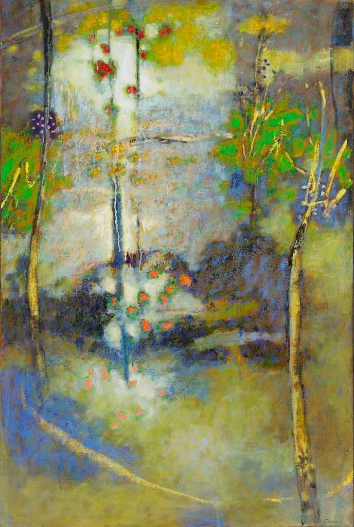 Back to Life | oil on canvas | 48 x 32"
