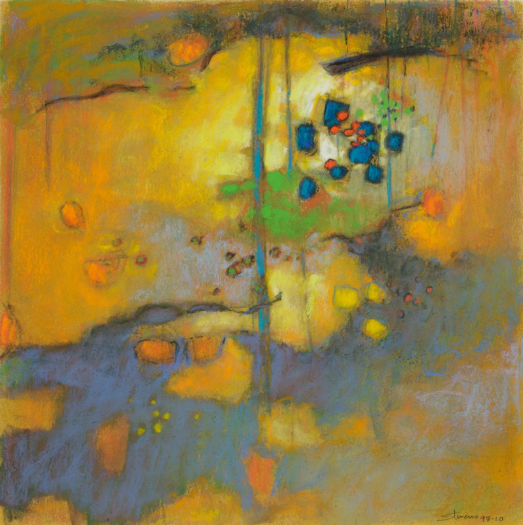 93-10   | pastel on paper | 14 x 14"
