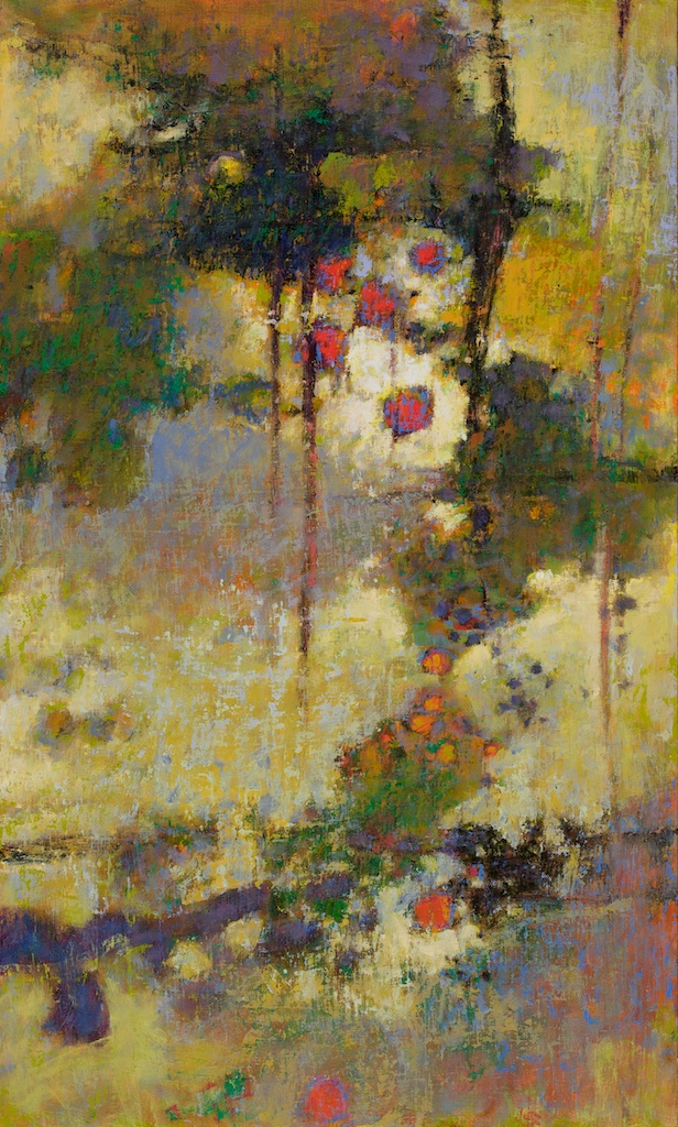 Forces Of Grace   | oil on canvas | 40 x 24"