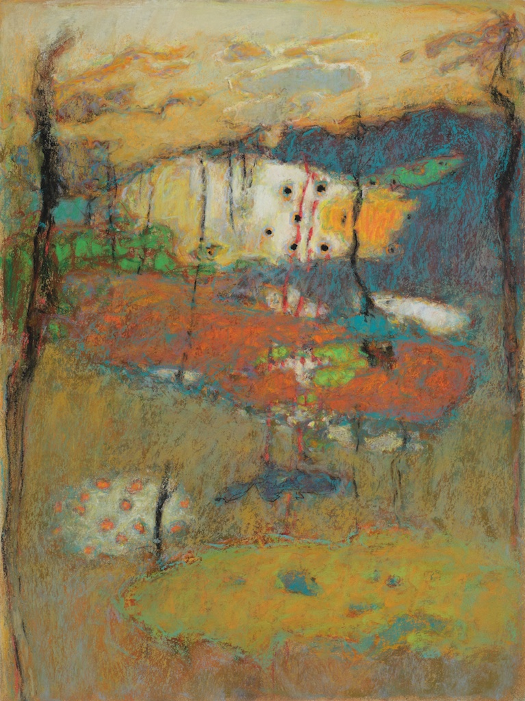 109-12   | pastel on paper | 16 x 12"