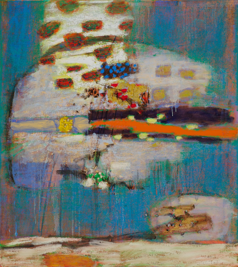 Elemental Journey   | oil on canvas | 40 x 36"