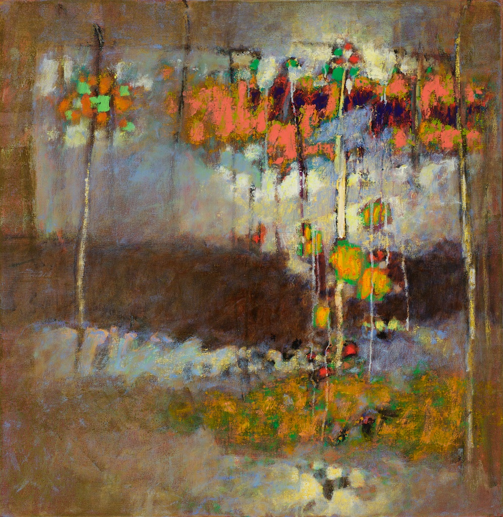 Vivid Paradox | oil on canvas | 32 x 32"