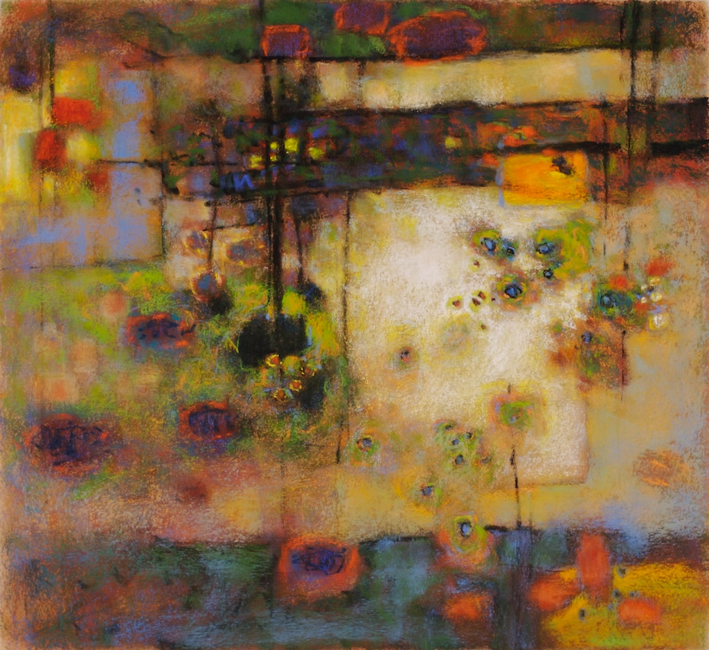 Cinema Of Dreams   | pastel on paper | 22 x 24"