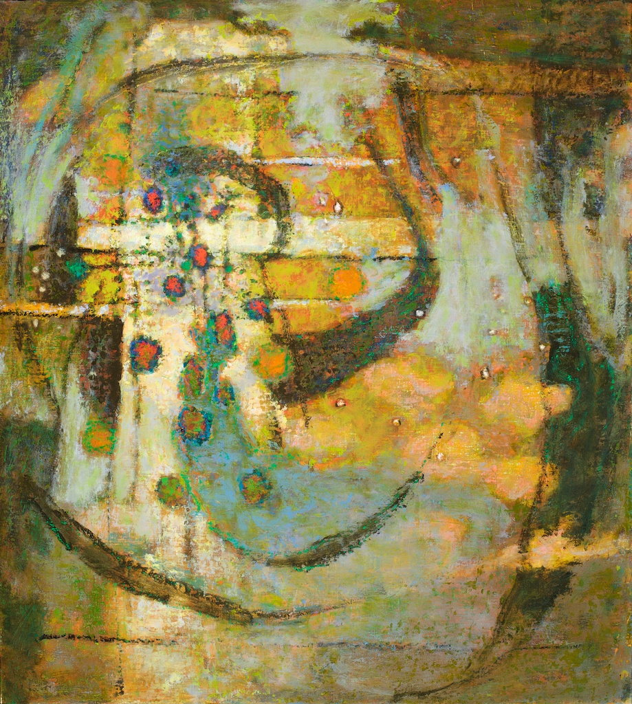 Shaman | oil on linen | 40 x 36"