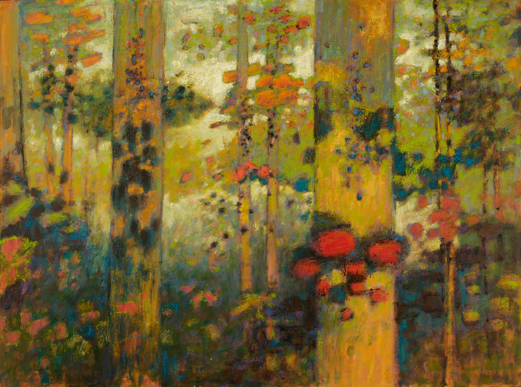 Commission for the World Trade Center of China | oil on canvas | 52 x 70"