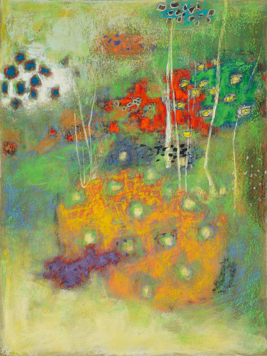 83-12 | pastel on paper | 16 x 12"