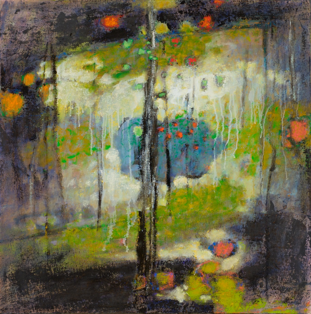 Quiet Kingdom   | oil on canvas | 32 x 32"