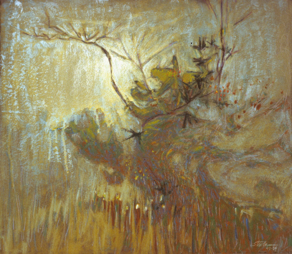 48- 84 | Rick Stevens | retrospective Work | 1984 more here