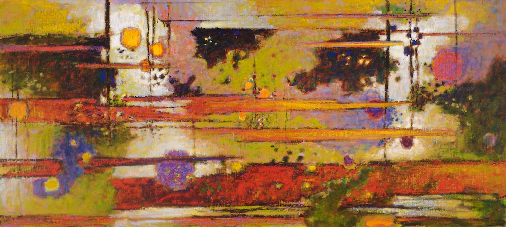Vista | oil on canvas | 36 x 80"