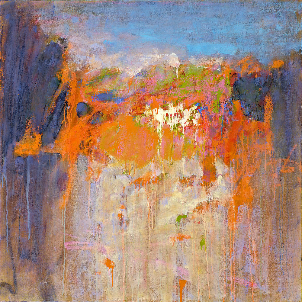 The Beauty Within | 32 x 32"