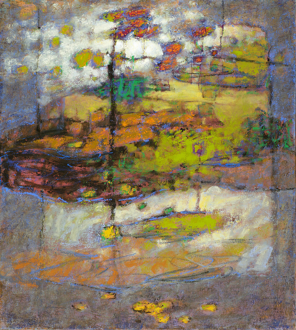 This Physical World | oil on canvas | 40 x 36"