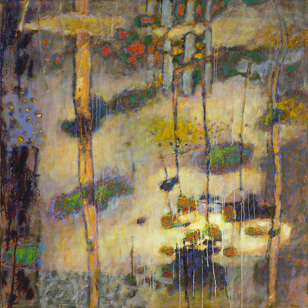 Through Different Eyes   | oil on canvas | 48 x 48"