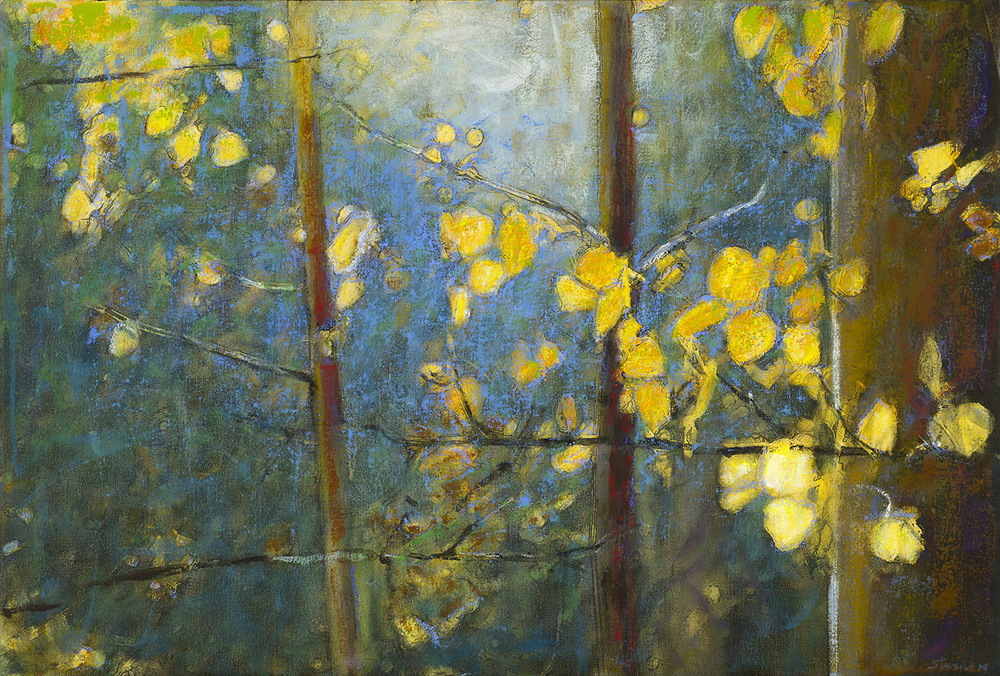 28-14 | mixed media on canvas | 22 x 32"