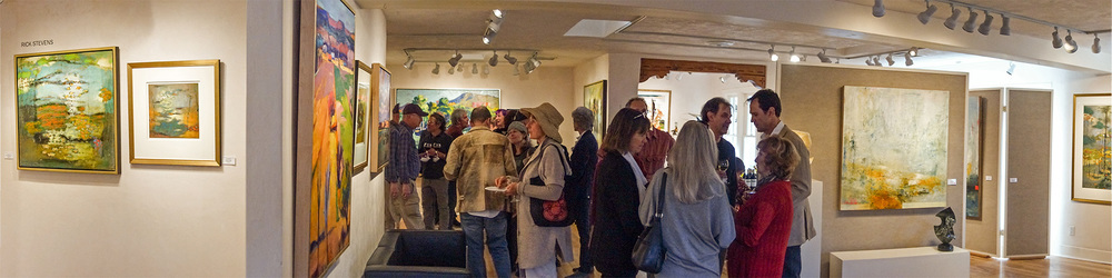 Thanks to Everyone at Hunter Kirkland Contemporary for a great opening!