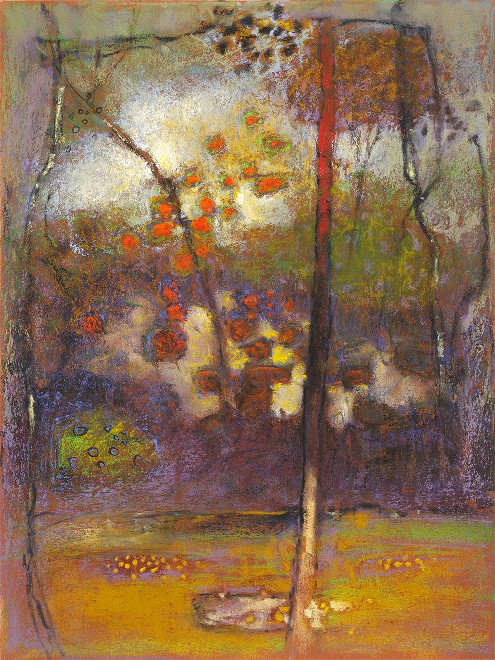 "31-14 | pastel on paper | 16 x 12"" | 2014"