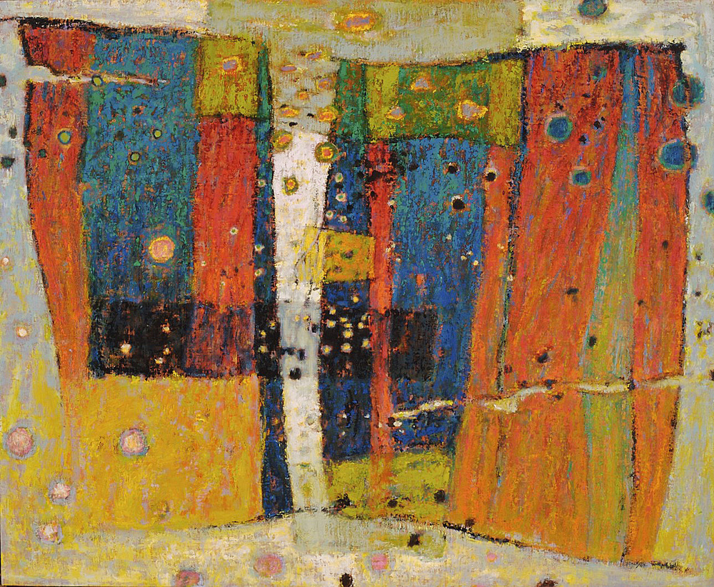Voices in Time | oil on canvas | 36 x 44"