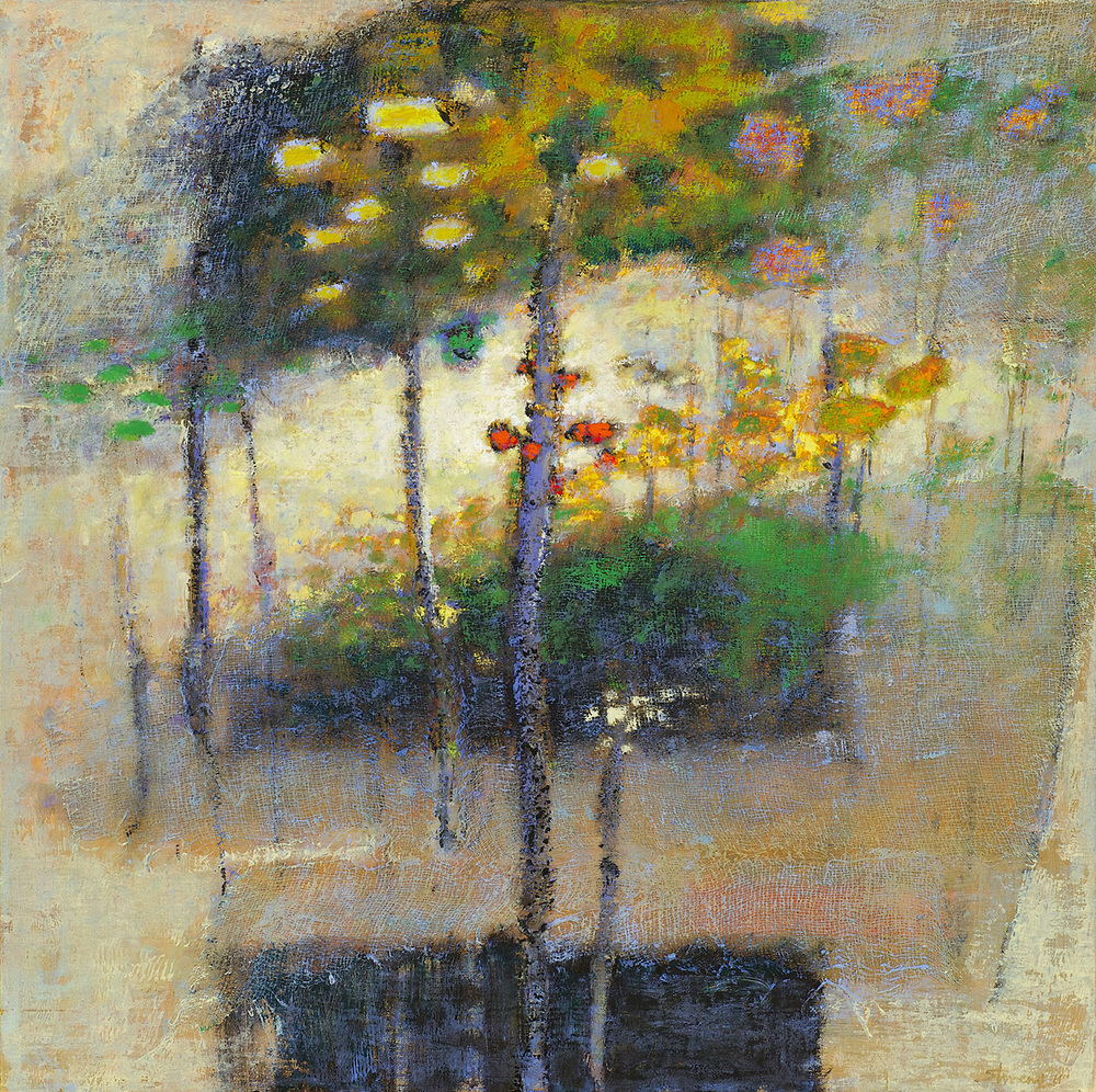 """One Goes There Alone   