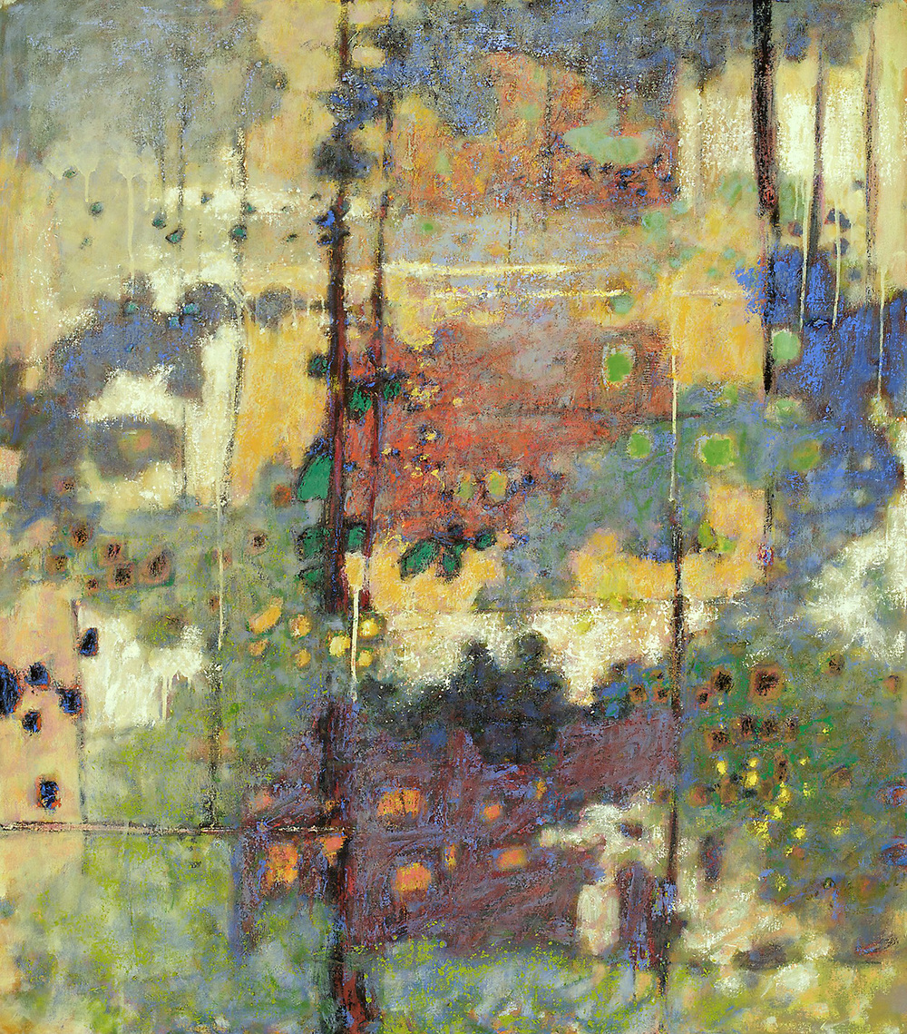 Western Spaces   | oil on canvas | 48 x 42"