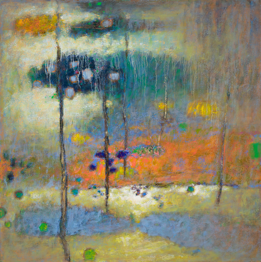 Another Place and Time | oil on canvas | 48 x 48"