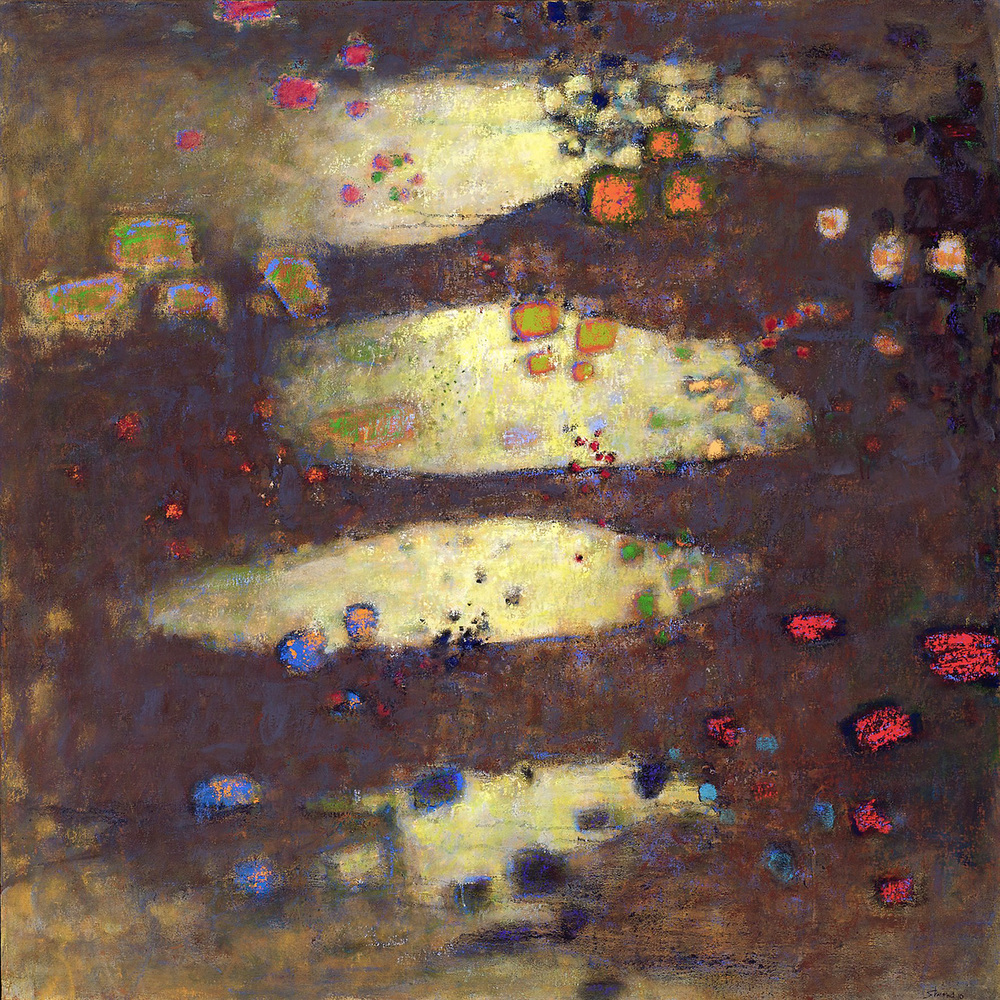 Down Deep   | oil on canvas | 48 x 48"