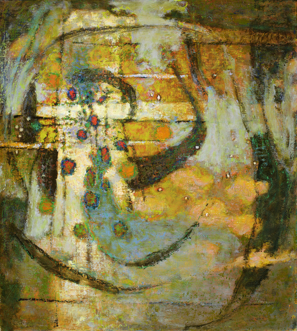 Shaman | oil on canvas | 40 x 36"