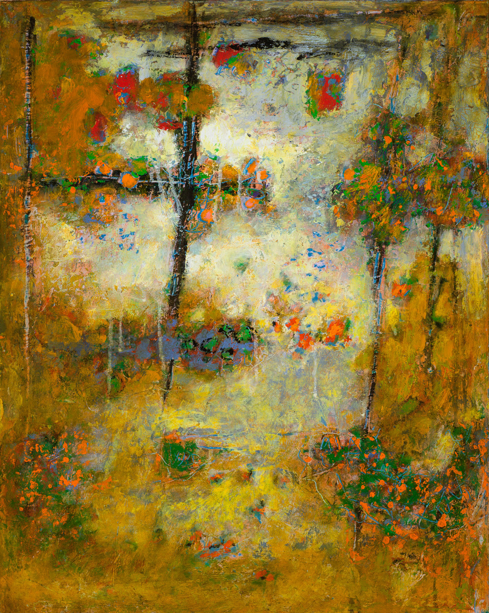 Dreamesque   | oil on panel | 20 x 16"