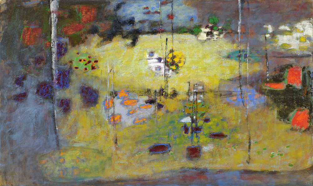 Simple Complexity   | oil on canvas | 30 x 50"