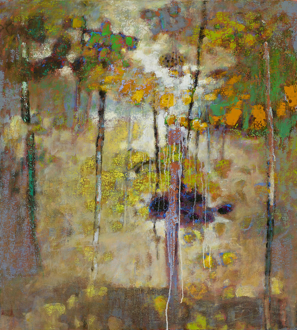 Holy Dance | oil on canvas | 40 x 36"