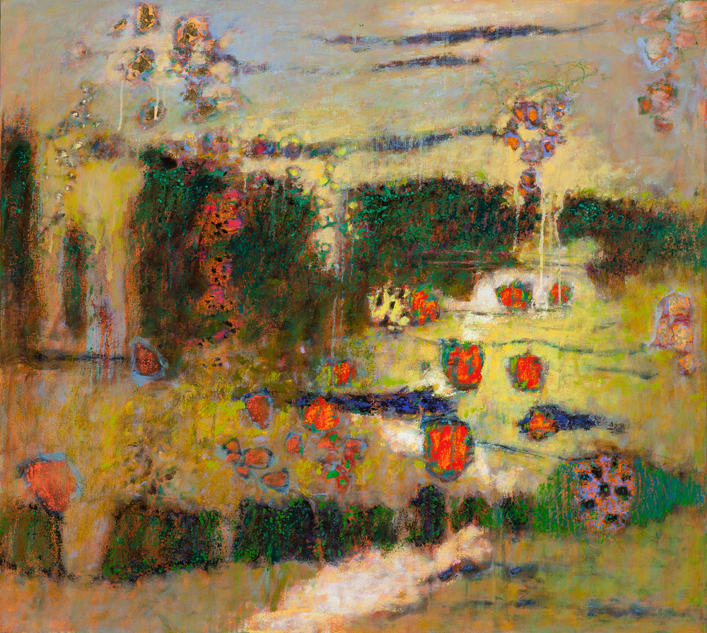 Midsummer | oil on canvas | 36 x 40"
