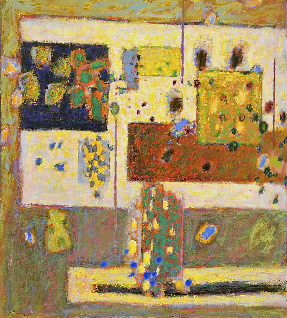 Related Issues   | oil on canvas | 40 x 36"