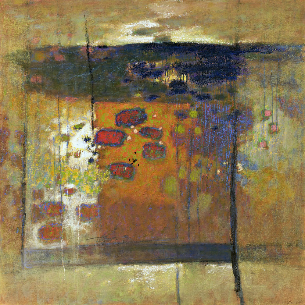 Amalgamation   | oil on canvas | 48 x 48"