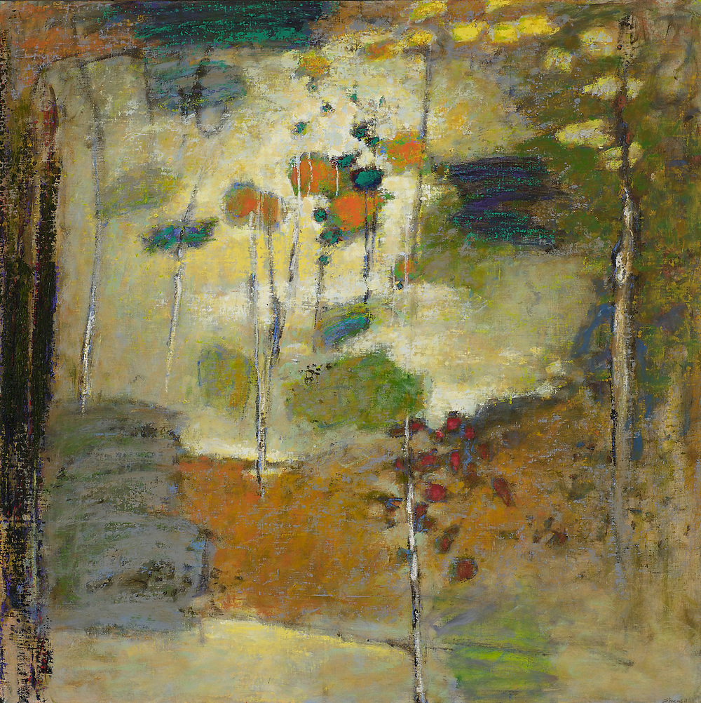 Ancestral Dreams   | oil on canvas | 48 x 48"