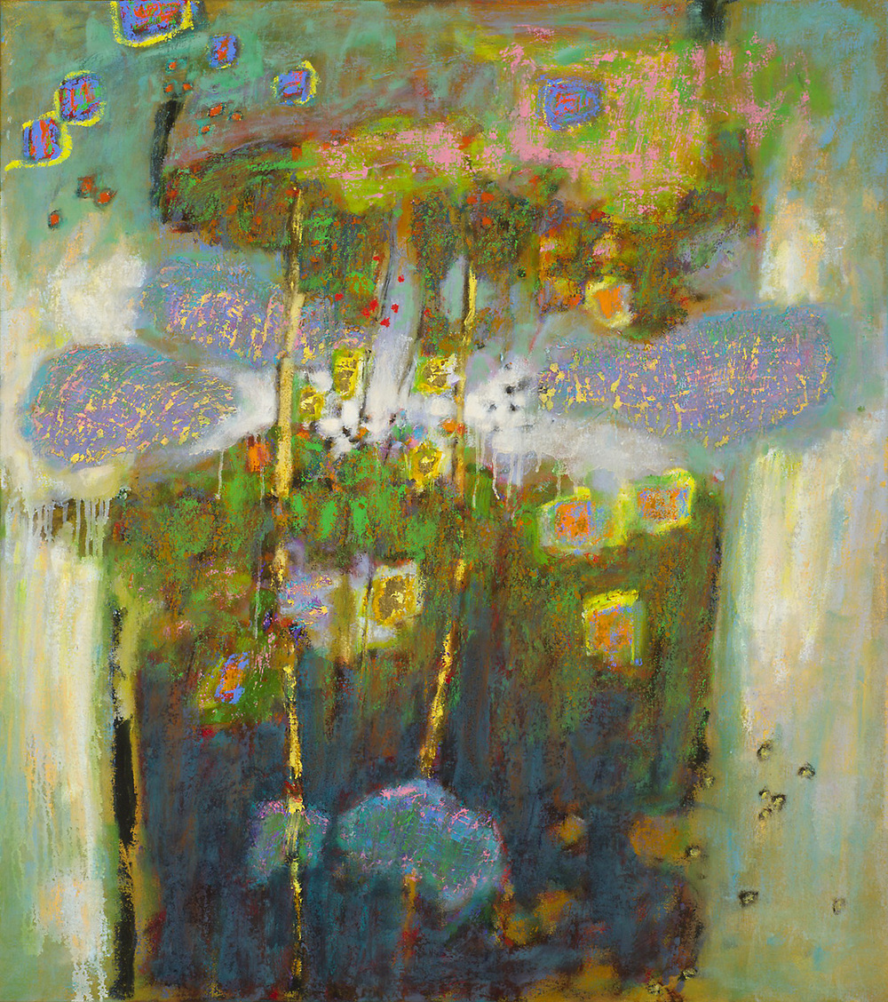 Self Aware   | oil on canvas | 36 x 32"