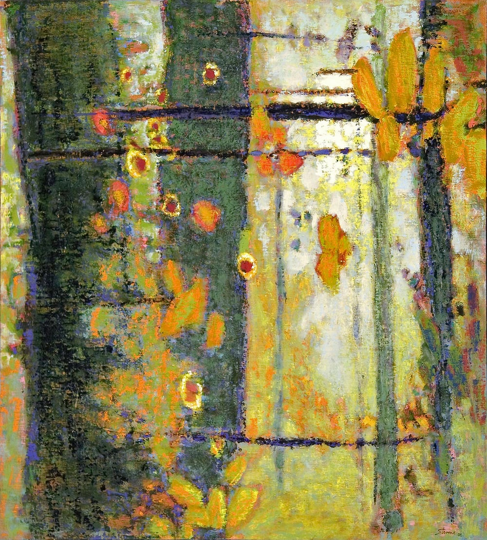 Enchanted Refuge   | oil on canvas | 40 x 36"