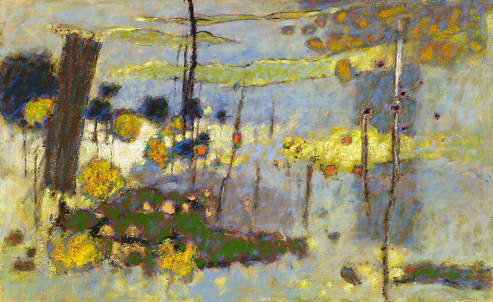 "Dreamwalking | oil on canvas | 32 x 52"" | 2011"